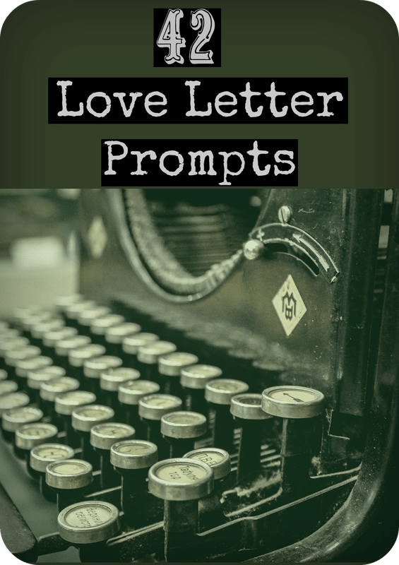 42 Love Letter Prompts - Marriage Laboratory