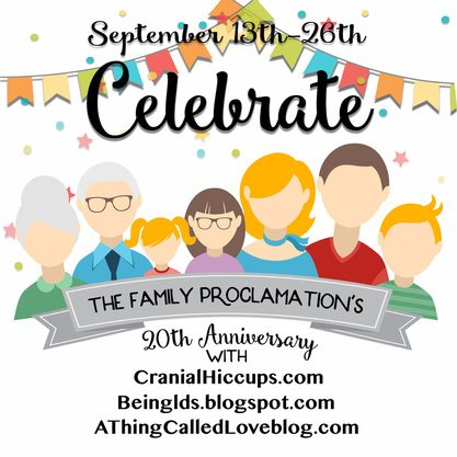 Celebrate the Family Proclamation