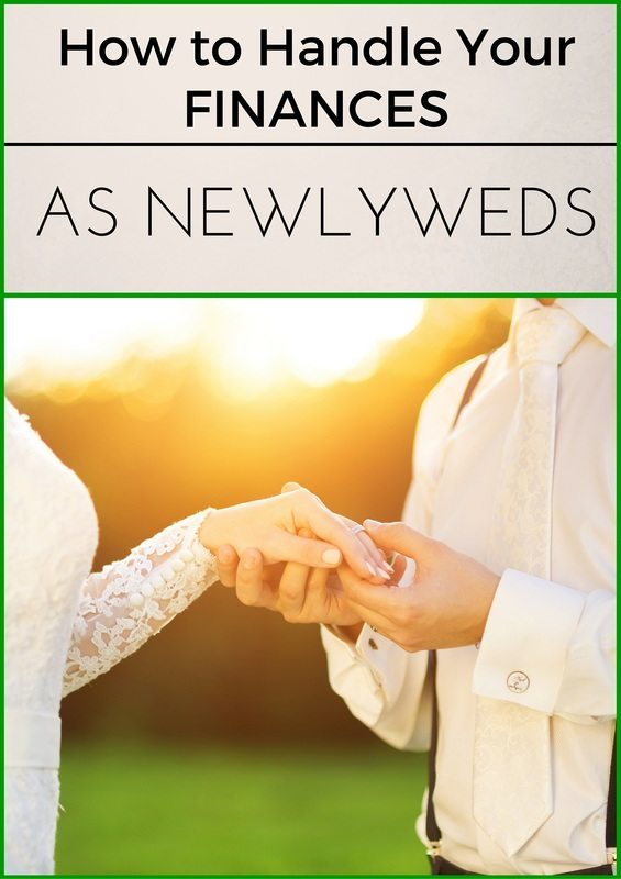 How to Handle Your Finances As Newlyweds