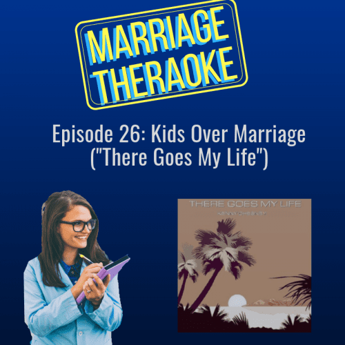 kids over marriage